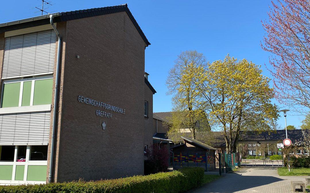 Grundschule Grefrath wird erweitert