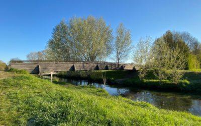 Sanierung der Niersbrücke