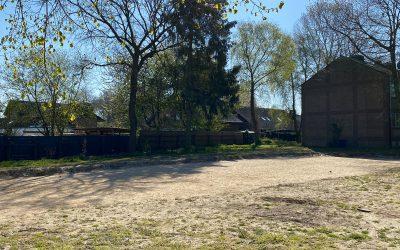 Unterkunft Am Reinersbach wird neu gebaut