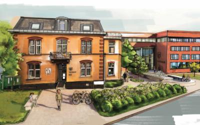 Startschuss für ein neues Rathaus