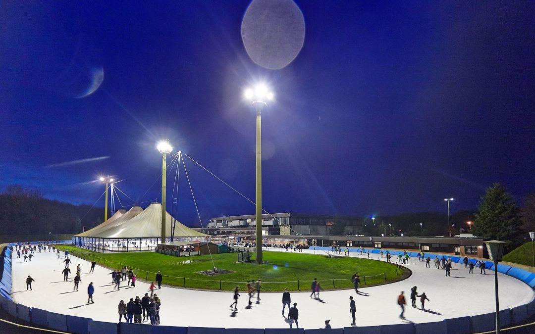 Sanierung des EisSport & EventParks