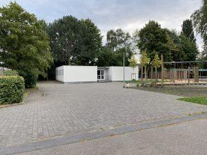 Neue Pavillons an der Grundschule