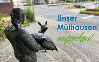 """Projekt """"Unser Mülhausen anpacken"""""""